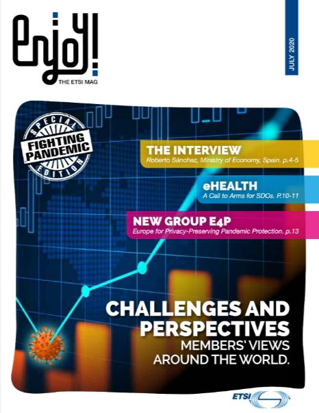Enjoy ETSI Mag July 2020